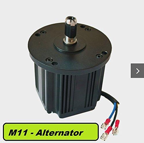 Nuovo Generatore eolico domestico ad asse verticale SMART WIND PLUS ...