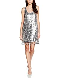 French Connection Cindy Sparkle, Vestido para Mujer