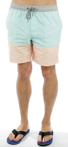 Globe -  Pantaloncini  - Uomo Blu pale aqua 32