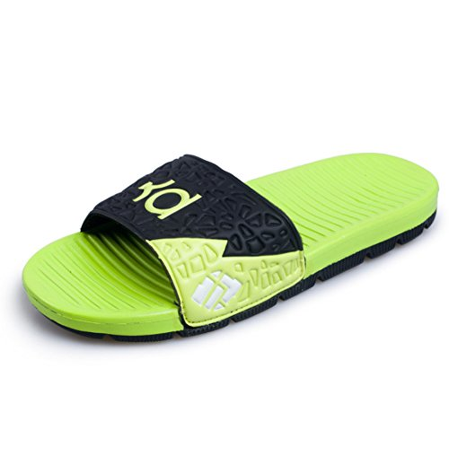 Men's Kevin Durant Outdoor Beach Casual Slippers as picture 4