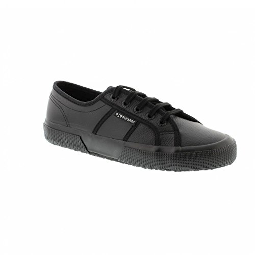 Superga Womens 2750 Efglu - Full Black