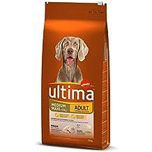 Ultima Pienso para Perros Medium-Maxi Adulto con Pollo - 12000 gr