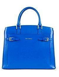 Amazon.it  TRUSSARDI - Blu   Borse Tote   Donna  Scarpe e borse e4b1a92131f