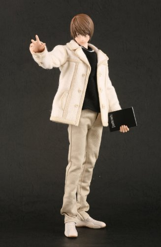 """Death Note: Light Yamagi 12"""" Real Action Heroes (RAH) 1/6 Scaled Action Figure (japan import) 1"""