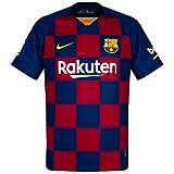 Nike FCB Y Nk BRT Stad JSY SS Hm Camiseta, Unisex niños, Deep Royal Blue/Varsity Maize, L
