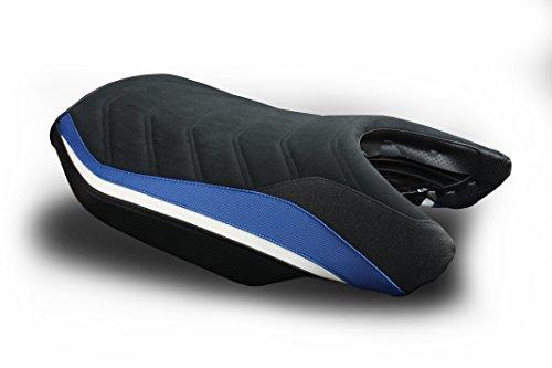 Luimoto Sitzbezug Vorne BMW R1200RS Bj.16- Typ: Technik 1 (seat cover 8131101) (Typ Racing Sport Seat)