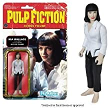 Funko Pulp Fiction Series 1 - Mia Wallace ReAction Figure by Funko