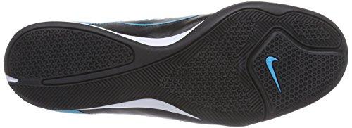 Nike  Magista Onda, chaussures de football homme Noir, bleu (Black / Black-Trqs Blue-Trqs Bl)
