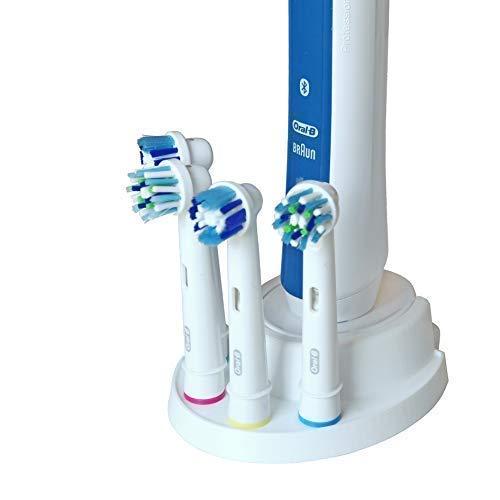 Oral-b spazzolino da denti titolare per 4spazzole 3d stampato
