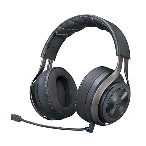 LucidSound LS41 Wireless Surround Gaming Kopfhörer/Headset - Kompatibel mit PS4XBOX OneSwitchPCMacMobil Phones [PlayStation 4Xbox OneWindows 10MacNintendo Switch]