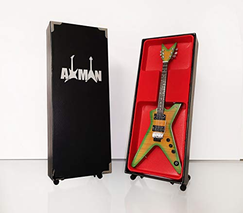 8323f1da4cbb Axman Dimebag Darrell (Pantera): Dime Slime - Miniature Guitar Replica (UK  Seller)