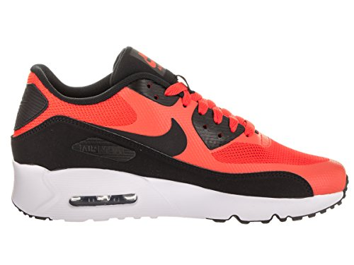 Nike Unisex-Kinder Air Max 90 Ultra Ess 2.0 Gs Sneakers Orange (Max Orange/black/white)