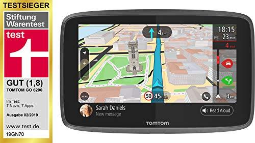 TomTom GO 6200 WI-FI Satellite Navigation System