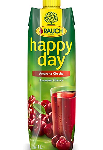 Rauch Happy Day Amarena Kirsch, 6er Pack (6 x 1 l)