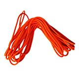 perfk 5 mm, Elastic Stretch Gummiseil, bungee Seil trimmen für Wassersport, Segeln, Plane Handwerk, Bekleidung, Outdoor-Sportarten - Orange, 5mmx5m