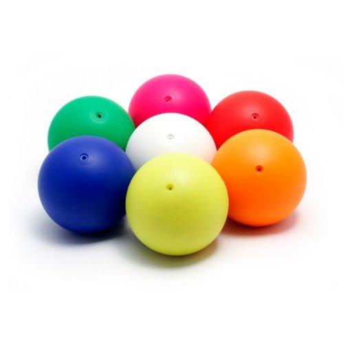 MMX-Plus gefüllter Jonglierball 67mm - blau