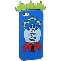 7b1b25a4fce Desconocido Funda Silicona para iPhone 5, iPhone 5s, iPhone SE, Toy Story  Disney