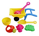 NOVICZ Beach Toy Set for Kids,Sand Play Set with Different Models Kids Toy Baby toys