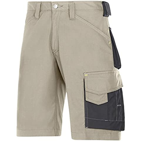 Pantaloni Snickers corti rip-stop rinforzati in