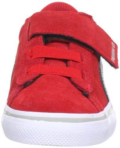 a4cce42face8 ... Rot red 29 Unisex Sneakers gray S high Kinder V risk Puma Vulc Puma  black vS0qwOZ ...