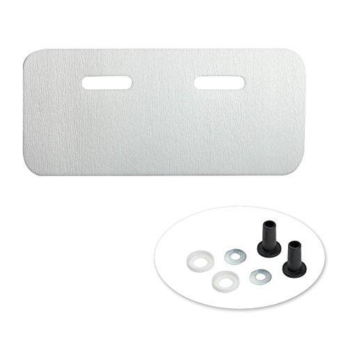 e 240 x 550 mm Schallschutz Schallschutzmatte Waschbecken (Extrudiert Schaum)