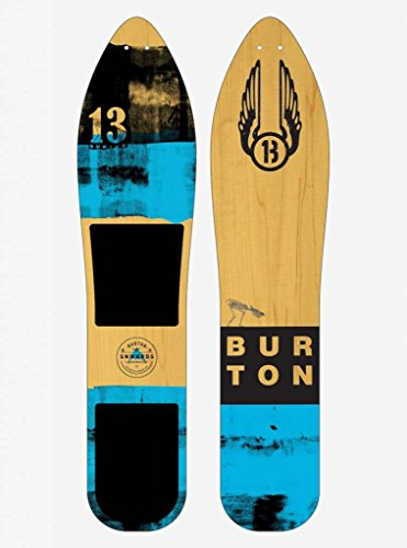 Tavola da snowboard burton the throwback 130 2018