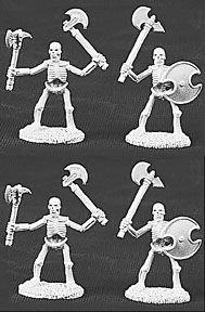 Desconocido Reaper Miniatures 06005 - Metal Miniatura (sin Pintar) Importado de Alemania
