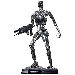 Terminator - 1/4 scale Figure: T-800 Endoskeleton (2nd Production) by Hot Toys 2