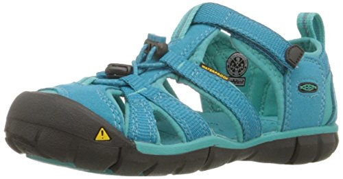 Keen Outdoor-Sandalen Seacamp II Youth baltic-caribbean sea, Gr. 35 (Sandalen Keen)