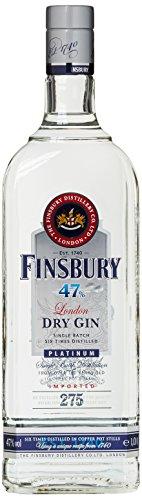 Finsbury Platinum 47 Prozent Distilled London Dry Gin (1 x 1 l)