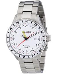 Nautec No Limit Herren-Armbanduhr Mistral 2 MS2 AT-GMT/STSTSTWH