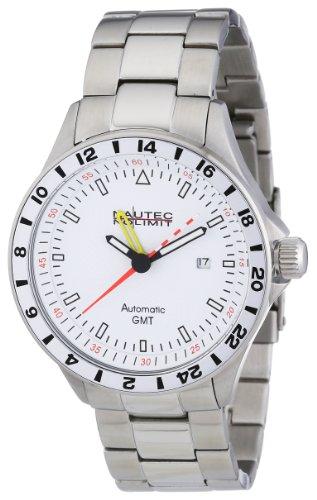 Nautec No Limit Men's Mistral 2 Watch MS2 AT-GMT/STSTSTWH