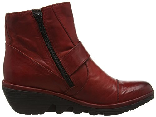 Fly London Pais655fly, Stivaletti Donna Rosso (Red 004)