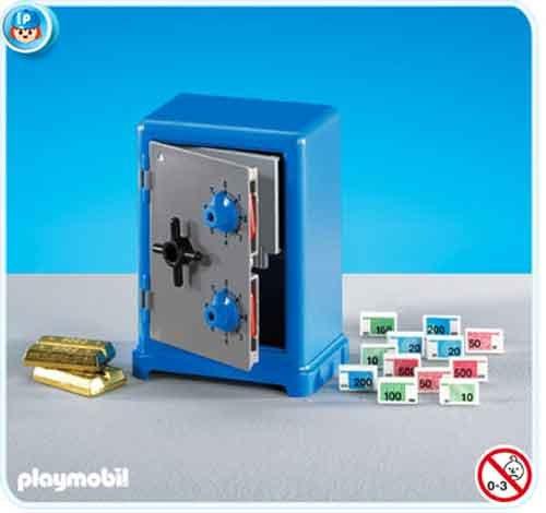 PLAYMOBIL® 7446 - Tresor (Folienverpackung)