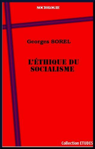 L'éthique du socialisme