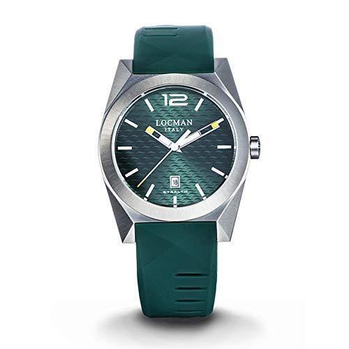 Watch Locman Nuovo Stealth 0810A03S-00GRWHSG