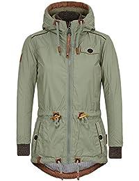 d6483600f97ea9 Suchergebnis auf Amazon.de für: parka damen frühjahr - Jacken ...