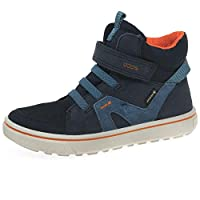 ECCO Boys Glyder Hi-Top Trainers