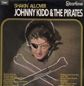 SHAKIN' ALL OVER LP (VINYL ALBUM) UK STARLINE 0
