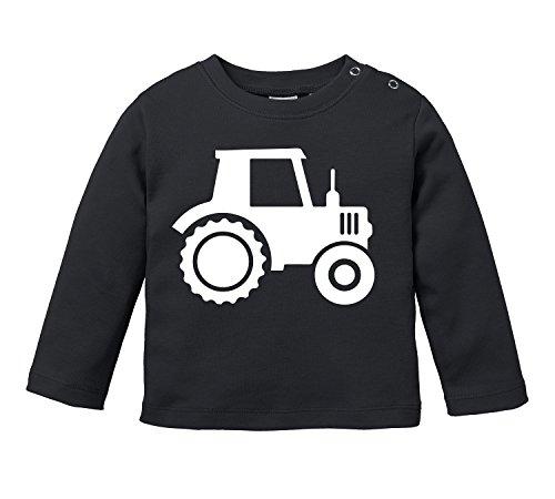 Traktor - Aufdruck für Landwirtschaft begeisterte Kinder - Bio Baby - Traktor Kostüm