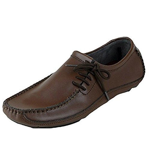 Bold Manner, Herren Slipper & Mokassins Braun
