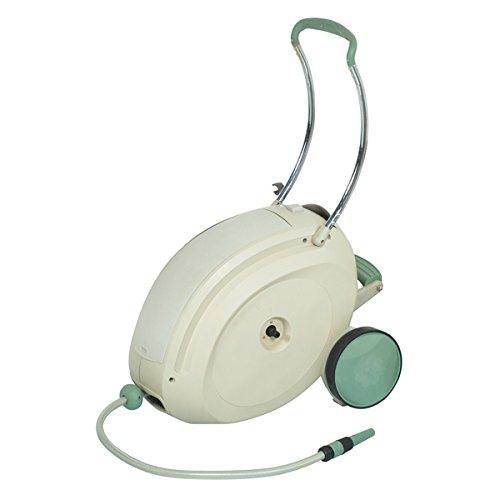 Schlauchrolle mit Pedal für Gießschlauch Acquafoot40 (PRDP40)