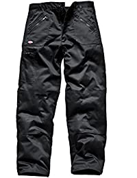 Dickies Action Trousers Black Size 34R