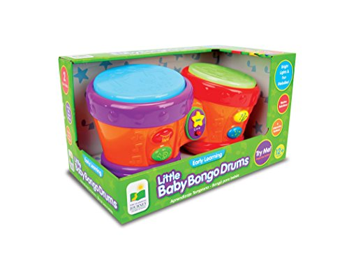 Learning Journey The 196700Little Baby Bongo Drums