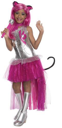 Imagen de disfraz de catty noir monster high  5 7 años alternativa