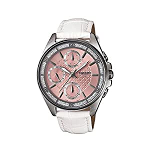 Casio Enticer Pink Dial Women's Watch - LTP-2086L-7AVDF (A860)