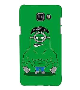 EPICCASE Superhero Minion Mobile Back Case Cover For Samsung Galaxy A7 (2016) (Designer Case)
