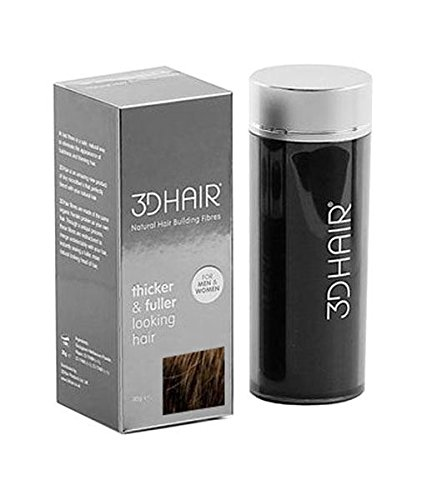 3D Hair Thinning fibres Dark Brown 10g