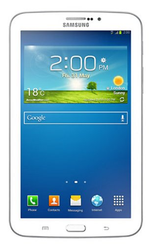 Samsung Galaxy Tab 3 SM-T211 Tablet (8GB, 7 Inches, WI-FI) White, 1GB RAM Price in India