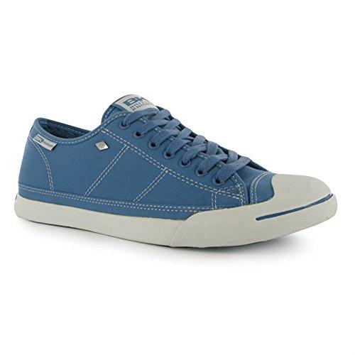 British Knights Herren Canvas Sneakers Schuhe Blue